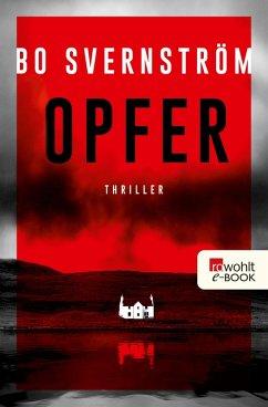 Opfer / Carl Edson Bd.1 (eBook, ePUB) - Svernström, Bo