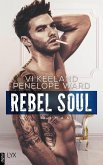 Rebel Soul / Rush Bd.1 (eBook, ePUB)