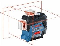Bosch GLL 3-80 C + BM1 Akku-Linienlaser