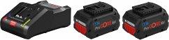 Bosch 2x ProCORE18V Akku 8.0Ah + GAL 18V-160