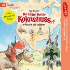 Der kleine Drache Kokosnuss erforscht die Indianer / Der kleine Drache Kokosnuss - Alles klar! Bd.2 (MP3-Download)
