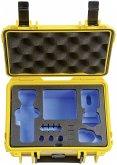 B&W Gimbal Case Type 500 Y gelb für DJI Osmo Pocket