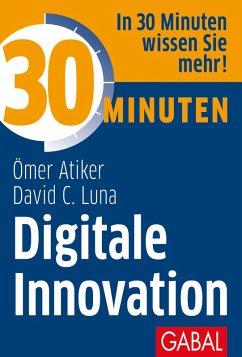 30 Minuten Digitale Innovation (eBook, PDF) - Atiker, Ömer; Luna, David C.