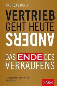 Vertrieb geht heute anders (eBook, ePUB) - Buhr, Andreas
