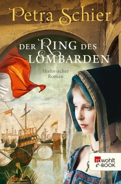 Der Ring des Lombarden / Aleydis de Bruinker Bd.2 (eBook, ePUB) - Schier, Petra