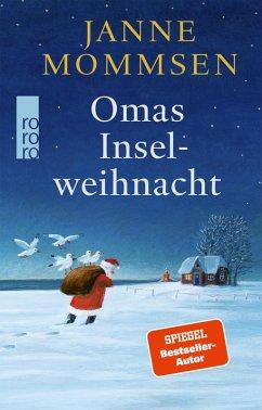 Omas Inselweihnacht / Oma Imke Bd.5 (eBook, ePUB) - Mommsen, Janne