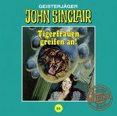 Tigerfrauen greifen an! / John Sinclair Tonstudio Braun Bd.96 (1 Audio-CD)