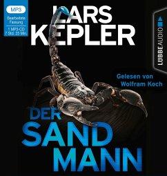 Der Sandmann / Kommissar Linna Bd.4 (1 MP3-CD) - Kepler, Lars