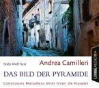 Das Bild der Pyramide / Commissario Montalbano Bd.22 (4 Audio-CDs)