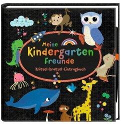 Freundebuch - Meine Kindergartenfreunde