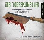 Der Todeskünstler - Teil 1-Teil 4, 1 Audio-CD
