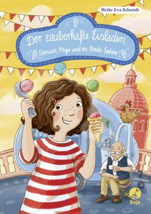 Buch-Reihe Der zauberhafte Eisladen