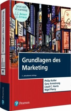 Grundlagen des Marketing - Kotler, Philip; Armstrong, Gary; Harris, Lloyd C.; Piercy, Nigel