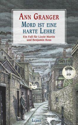 Buch-Reihe Ein Fall für Lizzie Martin und Benjamin Ross