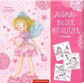 Prinzessin Lillifee, Ausmalbilder mit Glitzer