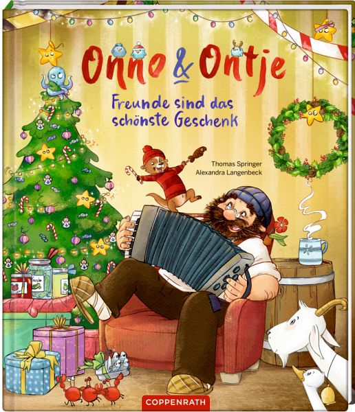 Buch-Reihe Onno & Ontje