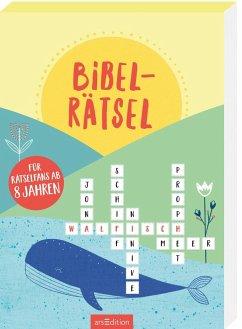 Bibel-Rätsel - Hesse, Elke