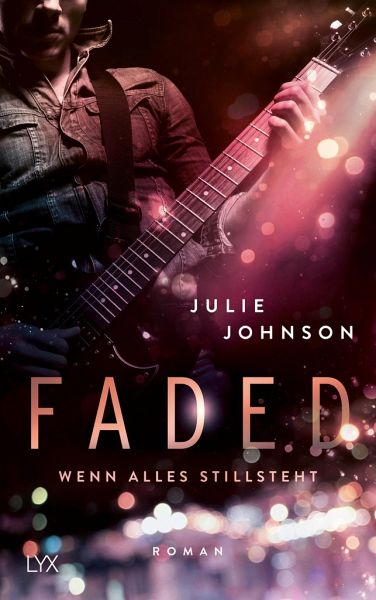 Buch-Reihe Faded