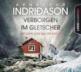 Verborgen im Gletscher / Kommissar Konrad Bd.1 (4 Audio-CDs)
