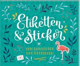 Stickerbuch - Etiketten & Sticker