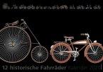 12 historische Fahrräder 2020