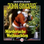 Blutige Weihnachten / Geisterjäger John Sinclair Bd.133 (1 Audio-CD)