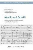 Musik und Schrift