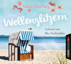 Wellenglitzern, 6 Audio-CDs - Merburg, Marie