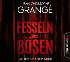 Die Fesseln des Bösen, 8 Audio-CDs - Grangé, Jean-Christophe