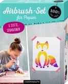 Airbrush-Set für Papier