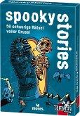 black stories junior - spooky stories (Spiel)
