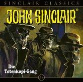 Die Totenkopf-Gang / John Sinclair Classics Bd.38 (1 Audio-CD)