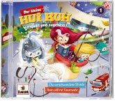 Der kleine Hui Buh (CD) Verspukt und zugehext! (Bd. 1), Audio-CD