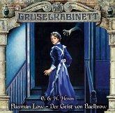 Flaxman Low - Der Geist von Baelbrow / Gruselkabinett Bd.155 (1 Audio-CD)