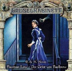 Flaxman Low - Der Geist von Baelbrow / Gruselkabinett Bd.155 (1 Audio-CD) - Heron, E. und H.