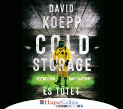 Cold Storage - Es tötet, 6 Audio-CDs - Koepp, David