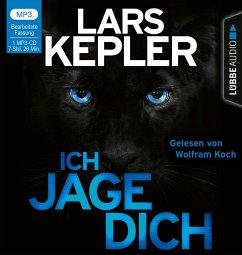Ich jage dich / Kommissar Linna Bd.5 (1 MP3-CD) - Kepler, Lars