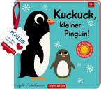 Mein Filz-Fühlbuch: Kuckuck, kleiner Pinguin!