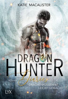 Buch-Reihe Dragon Hunter Diaries