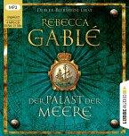 Der Palast der Meere / Waringham Saga Bd.5 (4 MP3-CDs)