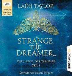 Der Junge, der träumte / Strange the Dreamer Bd.1 (2 MP3-CDs) - Taylor, Laini