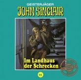 Im Landhaus der Schrecken / John Sinclair Tonstudio Braun Bd.93 (1 Audio-CD)