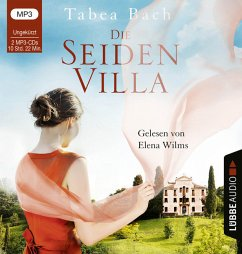 Die Seidenvilla / Seidenvilla-Saga Bd.1 (2 MP3-CDs) - Bach, Tabea