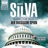 Der russische Spion / Gabriel Allon Bd.18 (2 MP3-CDs)