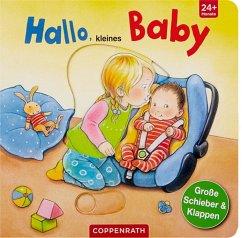 Hallo, kleines Baby - Heger, Ann-Katrin