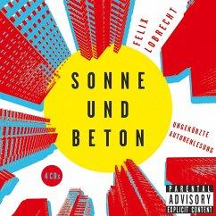 Sonne und Beton, 5 Audio-CDs - Lobrecht, Felix