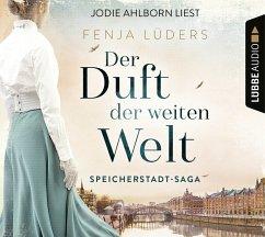 Der Duft der weiten Welt / Speicherstadt-Saga Bd.1 (6 Audio-CDs) - Lüders, Fenja