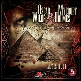 Oscar Wilde & Mycroft Holmes - Folge 25, 1 Audio-CD