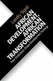 African Development, African Transformation (eBook, ePUB)