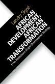 African Development, African Transformation (eBook, PDF)